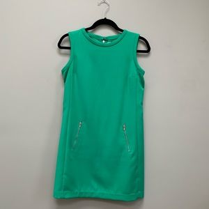 GAP Designed and Crafted green dress